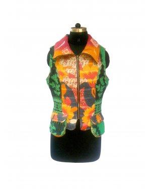 Midtown Vintage Cotton Vest