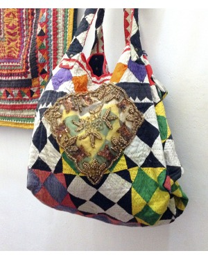 Goa Vintage Oversized  Beach Bag