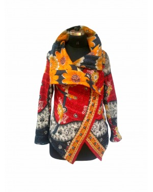 Manhattan Vintage Crossover Gudri Kanta Cotton Jacket