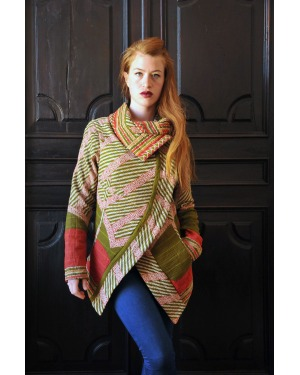 Manhattan Vintage Crossover Gudri Kanta Cotton Jacket