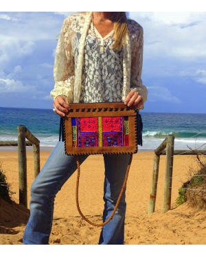 Tribal Banjara Cross Body Bag