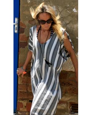 The Mykonos Kaftan Dress