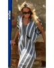 The Mykonos Kaftan Dress