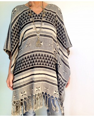 The Santa Fe Mini Kaftan