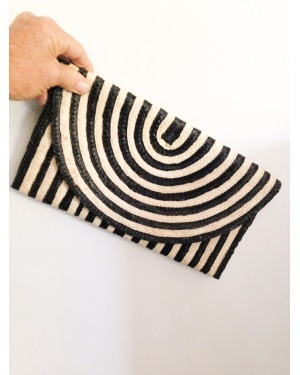 The Bali Clutch Black