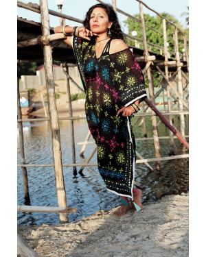 The Monsoon Kaftan
