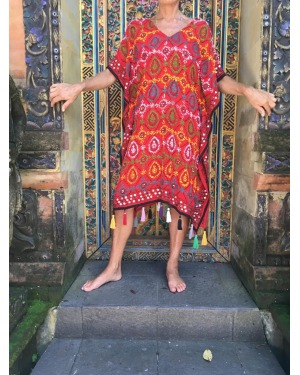 The 3/4 Monsoon Kaftan