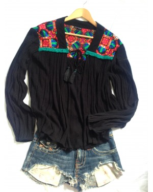 Vintage Raj Swing Jacket Top