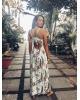 Aloha Floral Maxi Dress