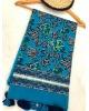 Gypsy Sari Sarong Blue