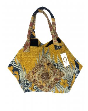 Goa Vintage Oversized Beach Bag