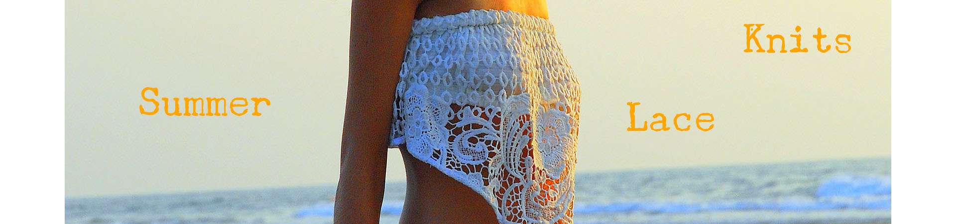 Summer Lace and Knits